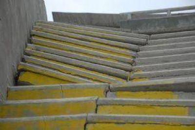Todavía no se define la situación legal del Estadio Bicentenario