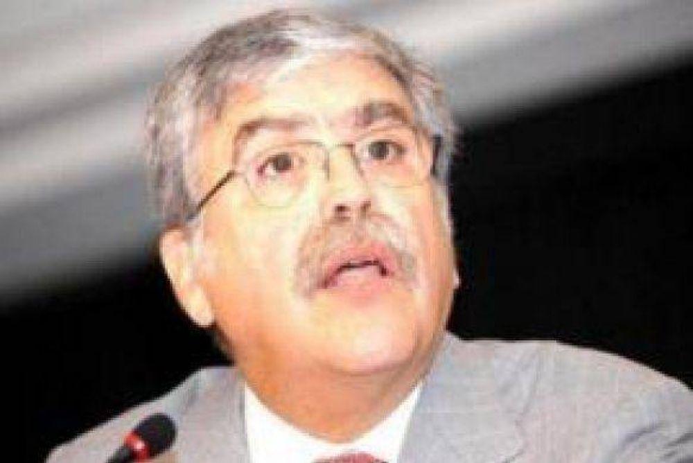 """De Vido defendió la Megausina y dijo que Rio Turbio podría ser """"un pueblo fantasma"""""""