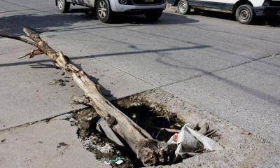 La Municipalidad inicia hoy un plan de bacheo y alumbrado con empresas privadas