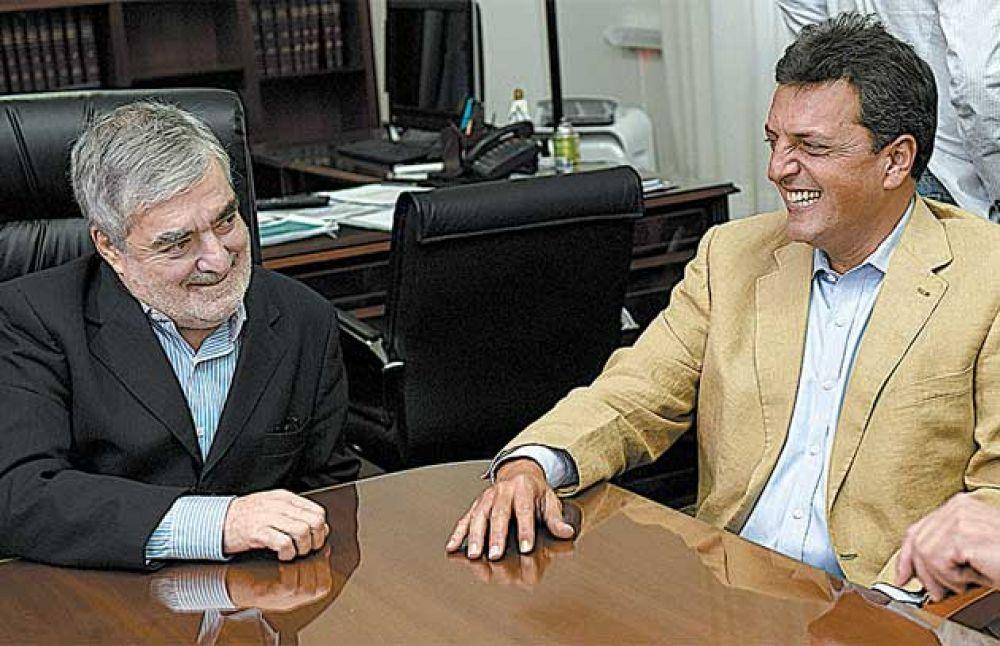 Nuevas alianzas: Das Neves le suma cuatro legisladores al Frente Renovador