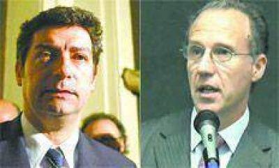 Los dos candidatos del decreto llegan al Senado