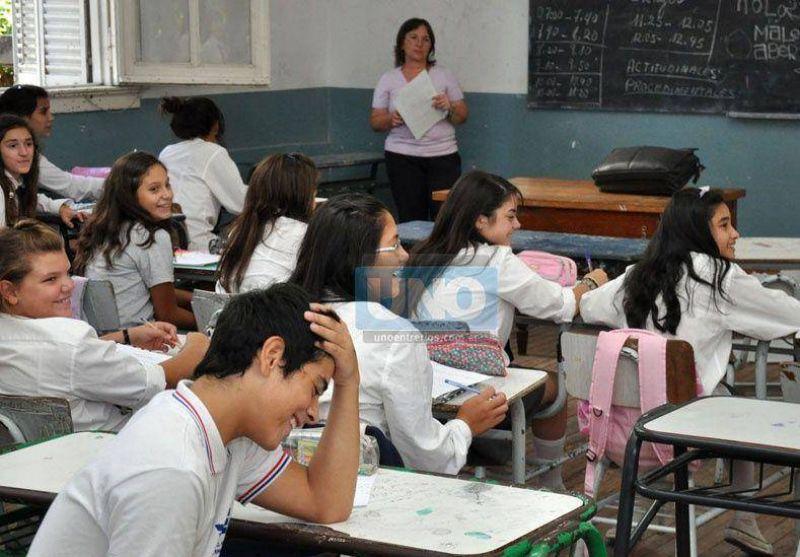 Los docentes vuelven al aula y Agmer sigue con el debate