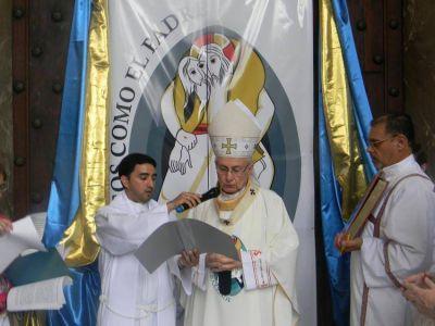 """Mons. Ñáñez: """"Tenemos que dejarnos mirar por el Señor"""""""