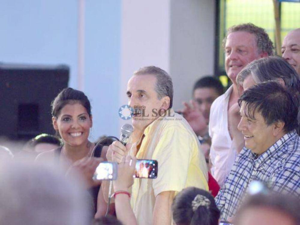 Moreno busca recuperar votos