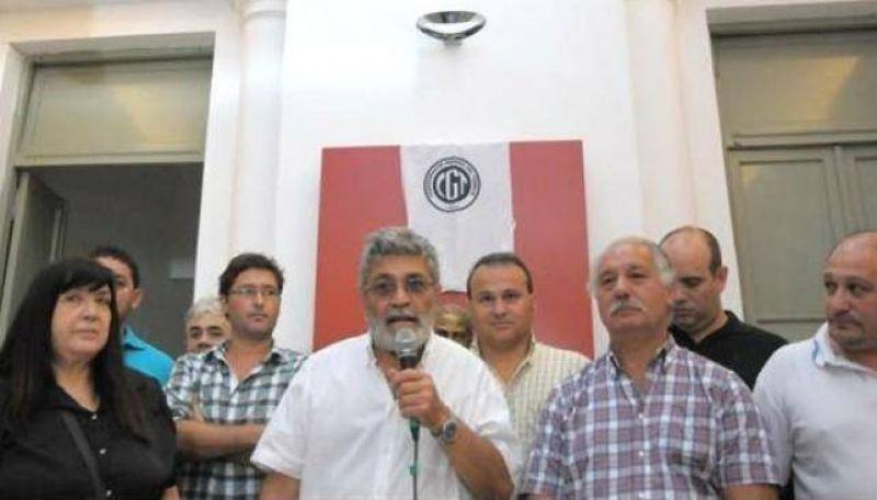 La CGT Córdoba lanzó un plan de lucha con protesta por los precios