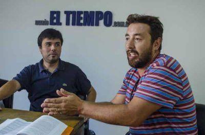 """Ulises Urquiza insiste en la """"nulidad del tratamiento de la ordenanza impositiva"""""""