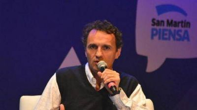 Katopodis se reuni� con Esteban Bullrich en el Ministerio de Educaci�n
