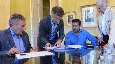 C�mo es el acuerdo entre el Gobierno y la AFA por el F�tbol Para Todos