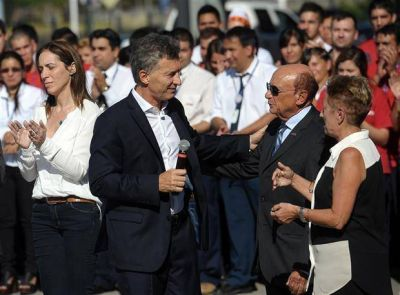 Macri reconoció que controlar la inflación llevará de