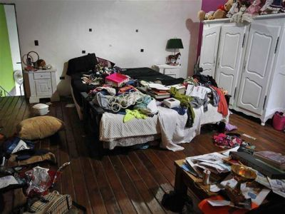 Triple crimen: allanaron la casa de la ex mujer de Pérez Corradi