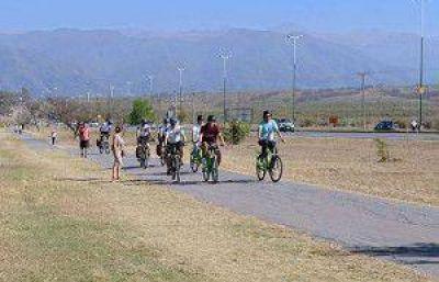 La Provincia construirá ciclovías en el área metropolitana provincial