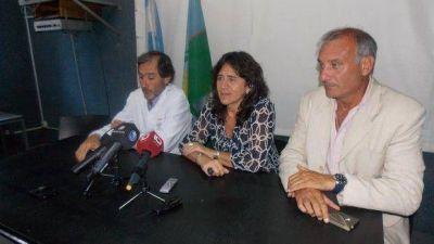 HIGA: La ministra de Salud anunció la inversión de 10 millones de pesos para obras