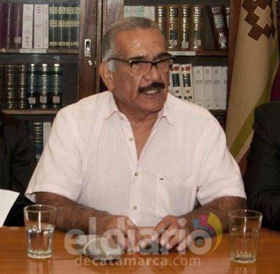 Los abogados de Catamarca en contra de la remoci�n del juez Moreno