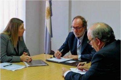 """""""Acordamos la entrega de un plan de obras en base a las necesidades de la Provincia"""""""