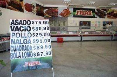Grandes cadenas bajaron los precios de la carne en Catamarca