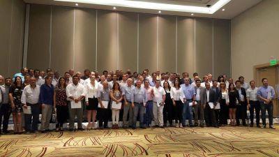 Intendentes del PJ formaron bloque para reclamar fondos a la naci�n