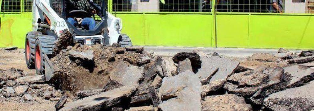 La UOCRA Viedma continúa con su reclamo para garantizar los puestos de trabajos actuales