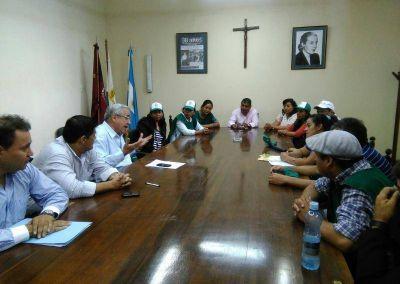 Convocarán a extraordinarias para tratar la intervención de Coronel Moldes MUNICIPAL 11/02/2016