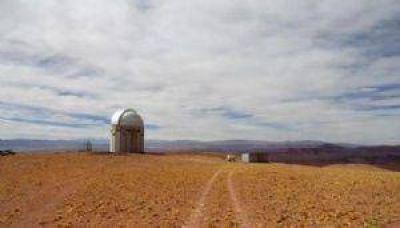 El telescopio Toros de Salta ser� crucial en la investigaci�n de las ondas gravitacionales
