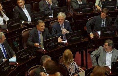 """Rozas dice que en el Senado """"hay muy buen ambiente"""""""
