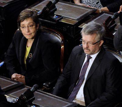 Senadores fueguinos ya cumplen el pacto con el macrismo y no objetaron el retiro de los pliegos de los jueces propuestos por Cristina