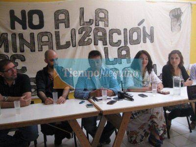 """""""A los tarifazos de Macri, se suman los tarifazos de Bertone"""""""