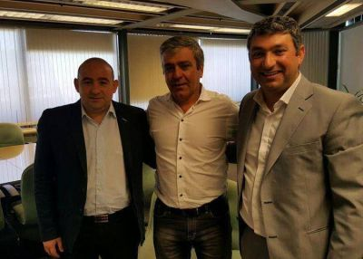 Mirolo anunció fuertes inversiones para la ciudad