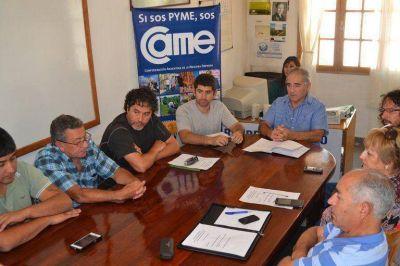 Cámara de Comercio y SOEME analizaron recaudación municipal de impuestos