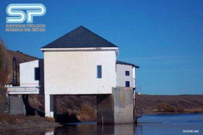 Mañana se realizarán tareas de mantenimiento en el Acueducto de Palermo Aike