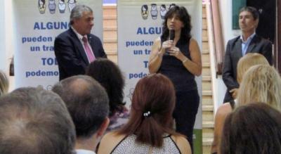 Pusieron en funciones a Jorge Raimondi como nuevo titular del Cucaiba