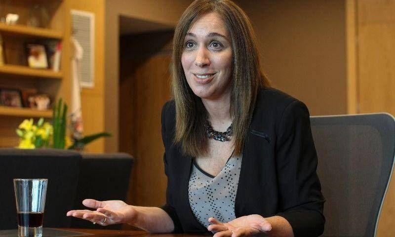 Vidal pateó la paritaria con los estatales para la semana que viene