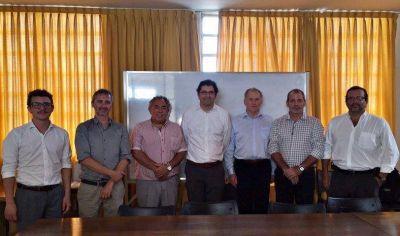 Misión del Banco Mundial visitó la Facultad de Ingeniería