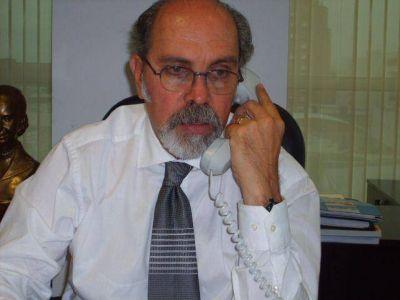 """Ibáñez: """"queremos la restitución del 15% de los fondos de coparticipación"""""""