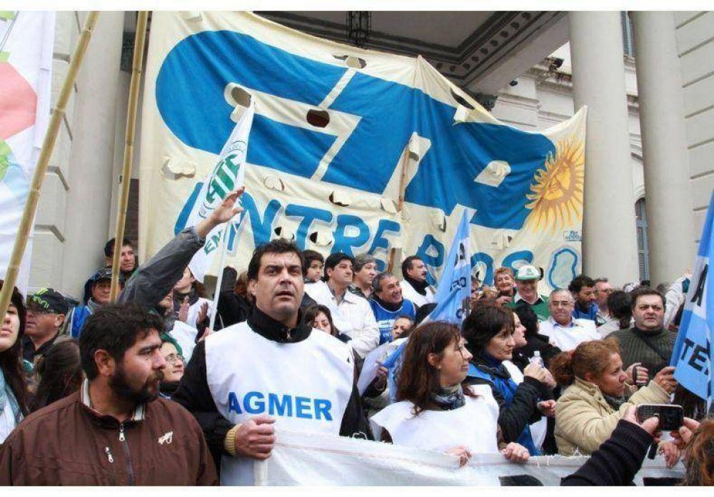 CTA Entre Ríos define cómo adhiere a la protesta del 24