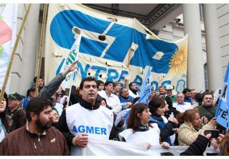 CTA Entre R�os define c�mo adhiere a la protesta del 24