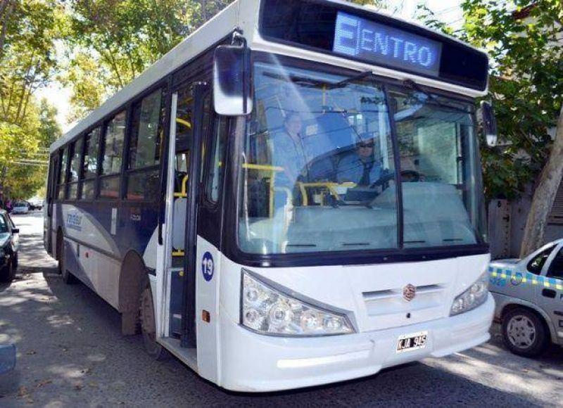 La UTA amenaza con un paro de transporte urbano en Villa Mercedes