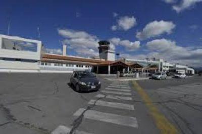 Ya funciona con normalidad el aeropuerto de Salta