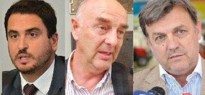 Martínez Zapata, Williams y Pérez Catán serán los reformistas