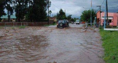 En Salta: Continua la alerta meteorológica