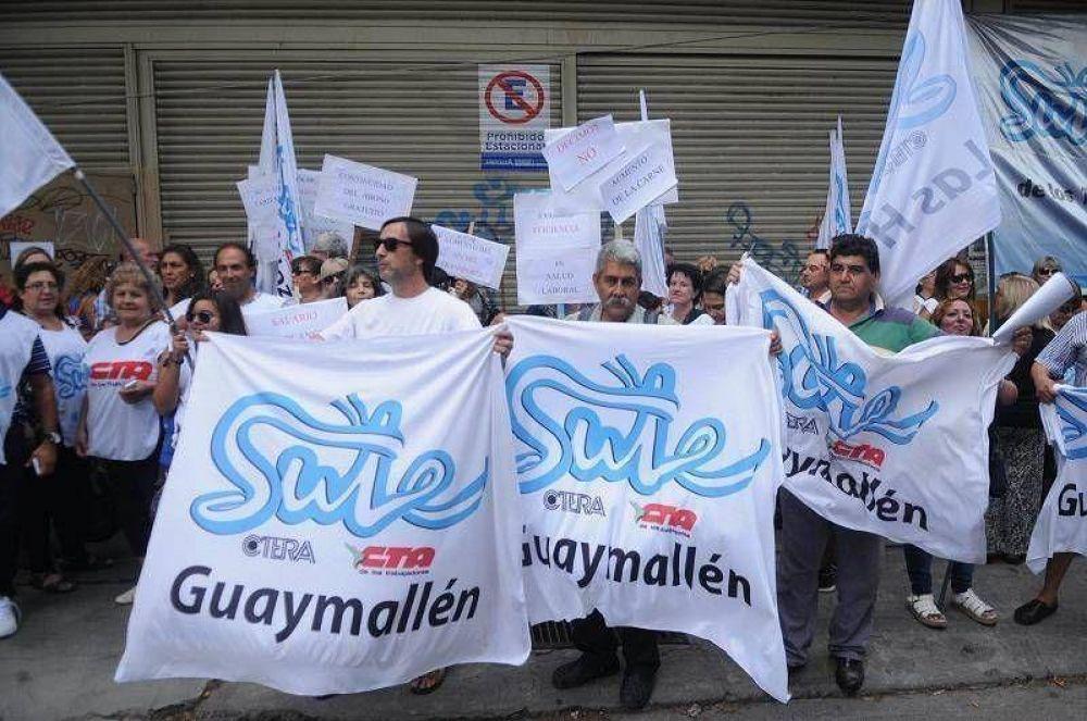 Paritarias: SUTE y Gobierno retoman hoy la negociación