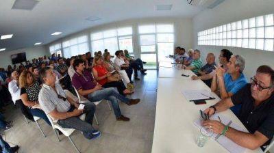 Das Neves anunció los funcionarios que integrarán la comisión que impulsará la Reforma Constitucional