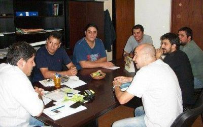 El Director de Bosques de la provincia recibi� al responsable del Proyecto Chaco