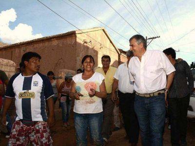 Tilcara – Morales anunció que el lunes comenzará la reconstrucción