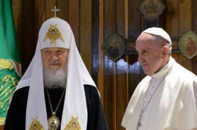Musulmanes rusos aplauden el encuentro entre el Papa Francisco y el patriarca Kiril