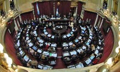 Ratifican unidad en la cámara de Senadores