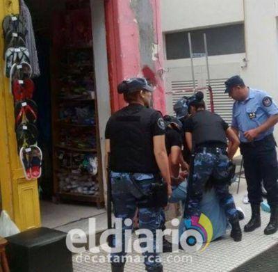Al municipio se le fue de las manos el conflicto con los vendedores ambulantes