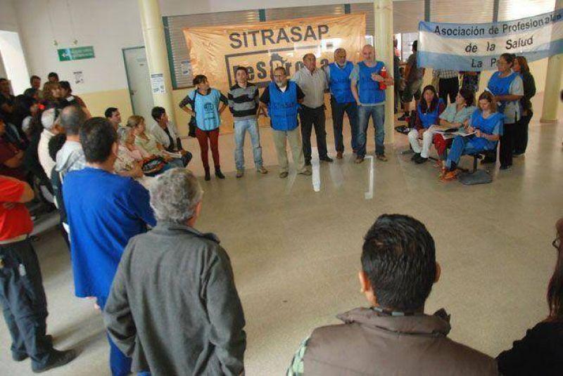 SITRASAP realiza este martes una asamblea en el Molas