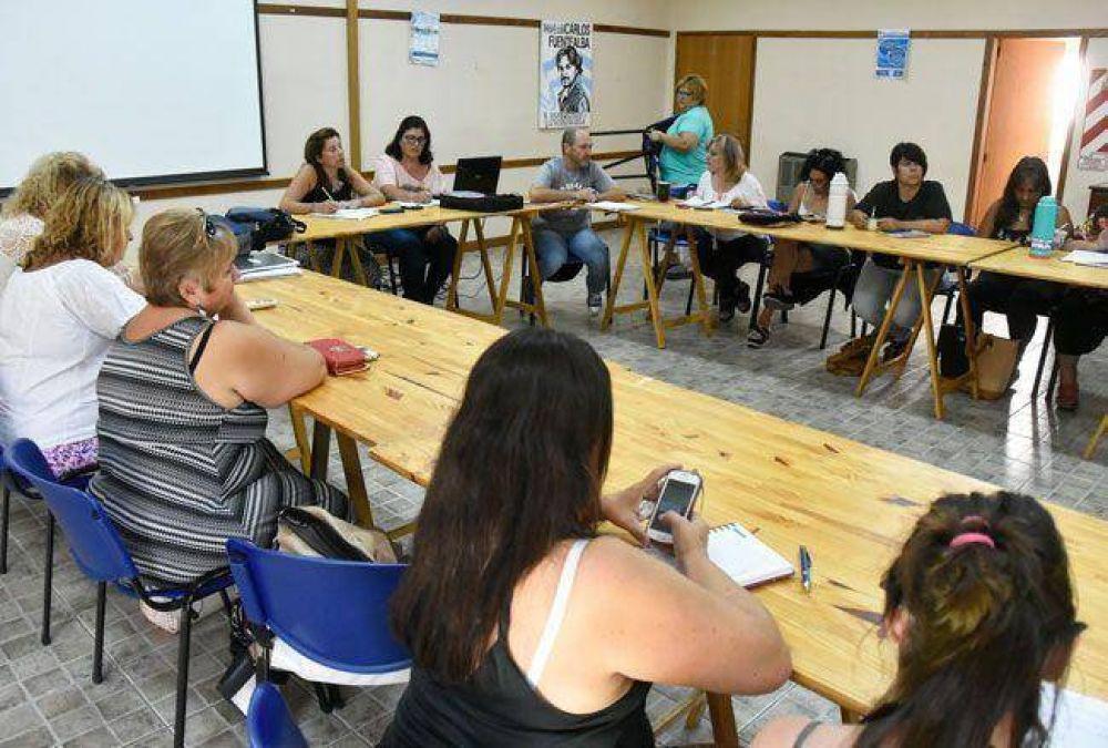 UTELPa convocó a un Congreso el 24 de febrero y apoya la protesta de ATE