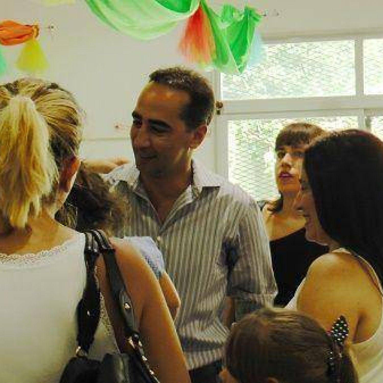 Tagliaferro inaugur el ciclo lectivo en los jardines for Inscripcion jardin maternal 2016 caba