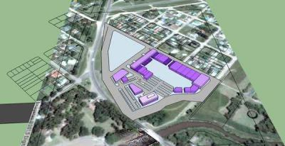 Arquitectos locales le darán forma al diseño del centro comercial a construirse frente al Balneario